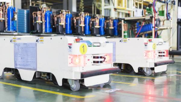 Automatic Heat Pump Manufacturing Factory