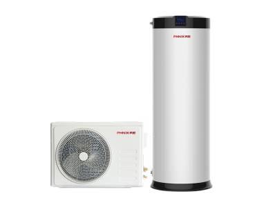 A Flexible Heat Pump Water Heater