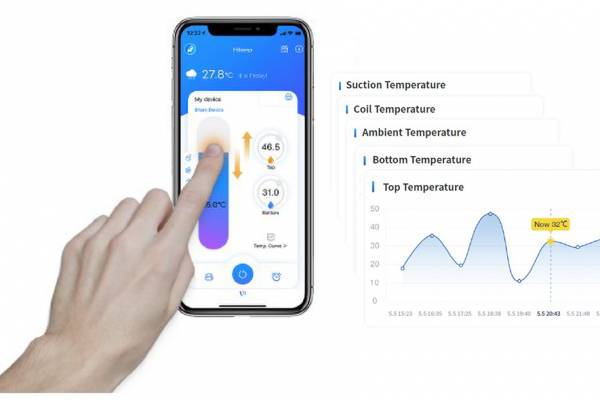 PHNIX's Updated Domestic Water Heater APP Builds the Smart and Connected Home Life