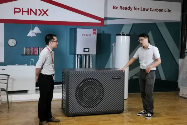 PHNIX Unveils New Heat Pump For House Heating, Cooling and Hot water To Target European Market