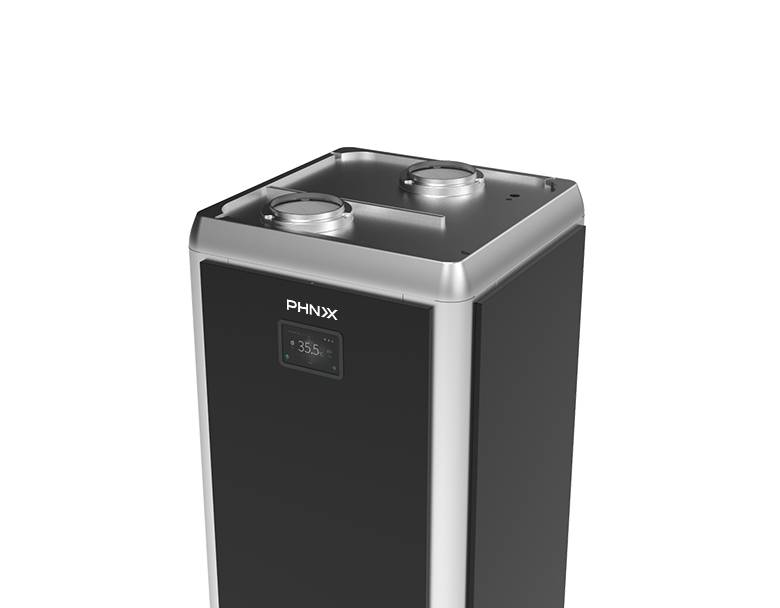 All in One Hot Water Heat Pump - airExpert - Inverter