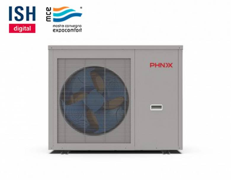 Air-to-water Heat Pump - HeroPlus