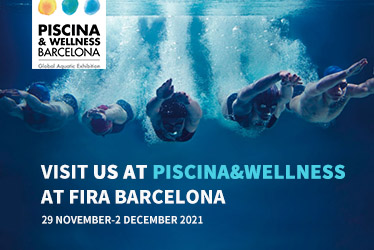 2021 PISCINA & WELLNESS BARCELONA
